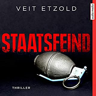Staatsfeind                   By:                                                                                                                                 Veit Etzold                               Narrated by:                                                                                                                                 Frank Enhelhardt                      Length: 9 hrs and 49 mins     Not rated yet     Overall 0.0