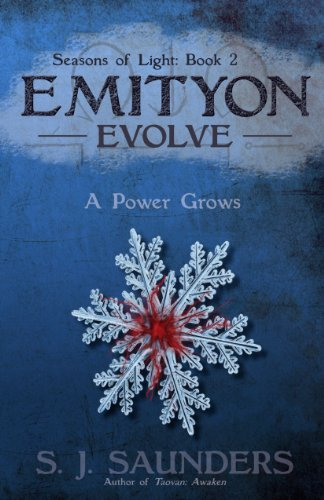 Book: Emityon - Evolve (Seasons of Light Book 2) by S.J. Saunders