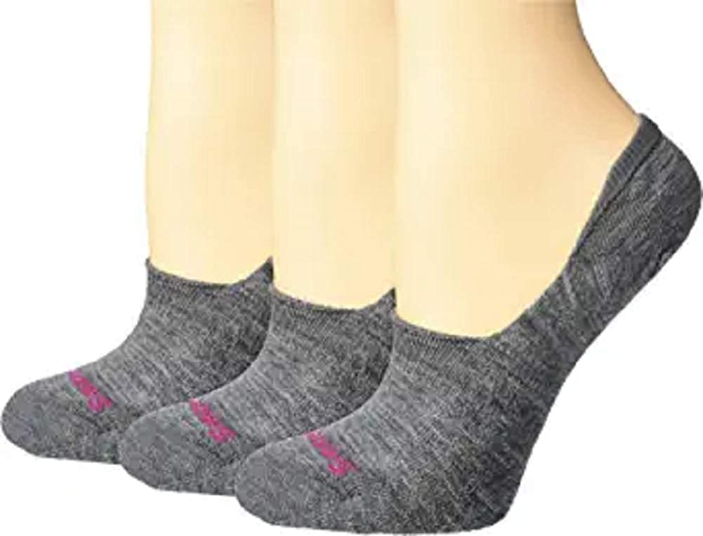 Smartwool Women's Cushioned Hide and Seek No Show 3-Pair Pack