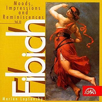 Fibich: Moods, Impressions and Reminiscences, Vol. 11