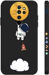 Grandcaser Funda para Redmi Note 8 Pro Ultrafino Suave Patrón Anime Impreso TPU Cobertura Cámara Prueba Choques Funda Protectora para Xiaomi Redmi Note 8 Pro 6.53