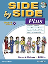 Value Pack: Side by Side Plus 1 Student Book and eText with Activity Workbook and Digital Audio