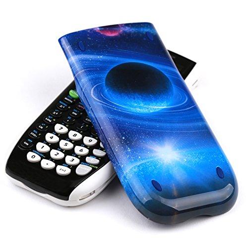 Guerrilla Hard Slide Case-Cover for TI-84 Plus, TI 84-Plus C Silver Edition, TI-89 Titanium Graphing Calculator, Galaxy Photo #6