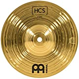 "Meinl Cymbals 8"" Splash Cymbal – HCS Traditional Finish Brass for Drum Set, Made In Germany, 2-YEAR WARRANTY, (HCS8S)"