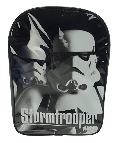 Star Wars Mochila Infantil 31 cm  Black  Blanco : STAR001096 568