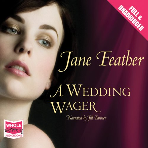 A Wedding Wager cover art