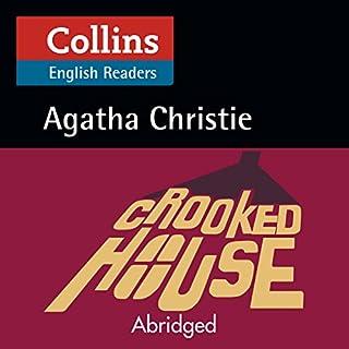 Couverture de Crooked House: B2 (Collins Agatha Christie ELT Readers)