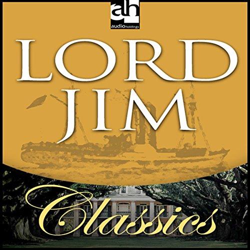 Lord Jim audiobook cover art