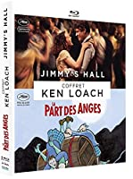 COFFRET Ken LOACH [Blu-ray] : LA PART DES ANGES - JIMMY'S HALL