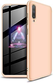 AChris fodral till Samsung Galaxy Note 10 Lite med skärmskydd, 3 i 1 fodral personligt ultra-tunt i styv PC skyddande fodr...