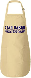 Donkey Tees Star Baker GBBO Amateur Baker American British Baking Show Pastry Chef Gift Kitchen Apron