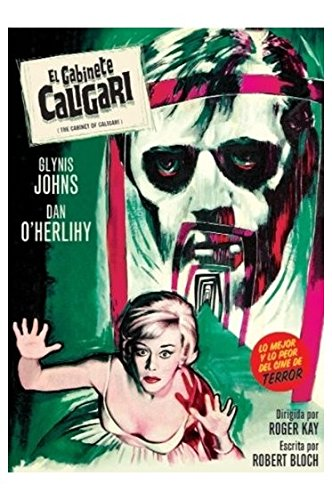 EL GABINETE CALIGARI (The Cabinet of Caligari)