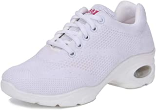 XL_nsxiezi Zapatillas Deportivas de Mujer para Bailar.