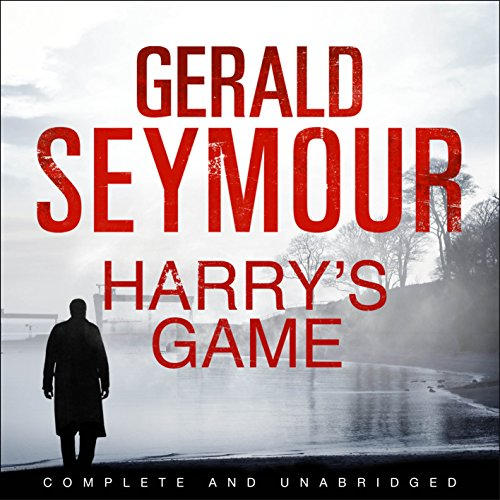 Harry's Game audiobook cover art
