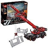 Lego - Technic Grande Gru Cingolata con MotoriPower Functions, Sovrastruttura Motorizzat...