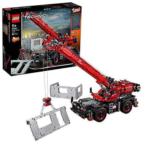 LEGO Technic - Grúa Todoterreno, Juguete de Construcción (42082)