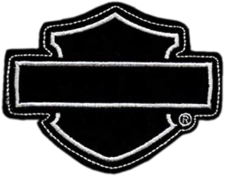 blank shield patch