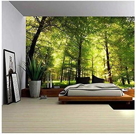 3d forest wallpaper _image2
