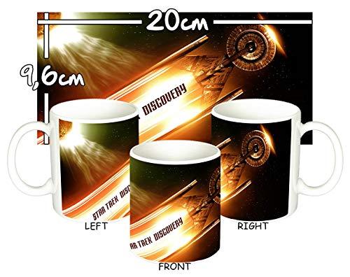 MasTazas Star Trek Discovery B Tasse Mug