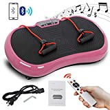 SUPER DEAL Pro Vibration Plate Exercise Machine - Whole Body Workout Vibration Fitness...