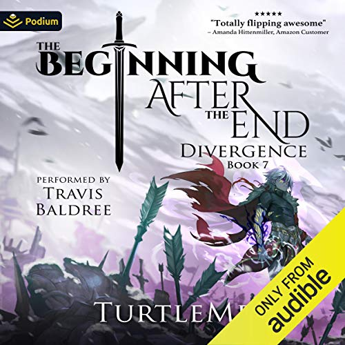 Amazon Com Divergence The Beginning After The End Book 7 Audible Audio Edition Turtleme Travis Baldree Podium Audio Audible Audiobooks 3 янв 2021 в 23:02. the beginning after the end book 7