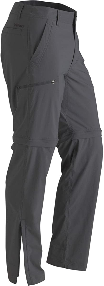 Details about  /Marmot Men/'s Transcend Convertible Pant Quick Dry Travel Hike