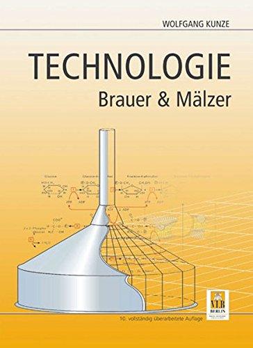 Technologie Brauer und Mälzer