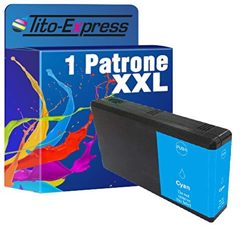 platinumserie 1cartuchos de tinta XXL compatible para Epson te7892cian WorkForce Pro WF 5100Series 5110DW WF-5190DW 5600Series 5620DWF WF-5690DWF