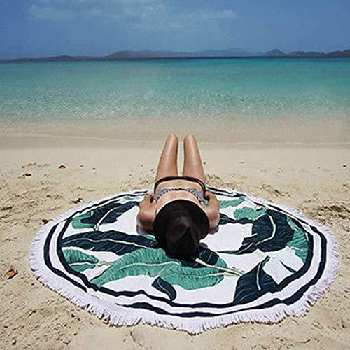FASZFSAF Manta Playa, Esterilla Playa Manta Picnic Aire Libre Alfombra Grande Picnic Aire Libre a Prueba Arena, para Picnic Playa Senderismo Camping,Thick 5,150cm×150cm