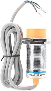 Sensor de proximidad inductivo, 15 mm de distancia NPN Normalmente abierto Detector de proximidad inductivo