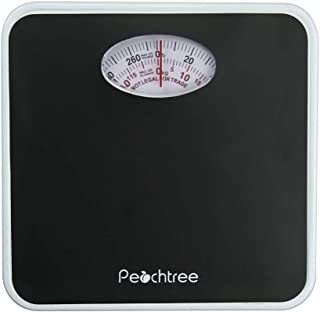 Best American Weigh Scales Peachtree Series Mechanical Bathroom Scale - 275-Pound Capacity (RB-125) Review