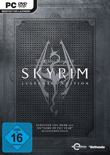 The Elder Scrolls V: Skyrim - Legendary Edition (Game Of The Year) [Importación Alemana]