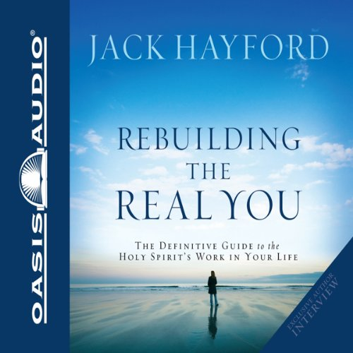 Rebuilding The Real You audiobook cover art