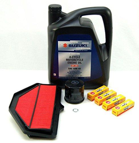 04 gsxr 750 oil filter - 3
