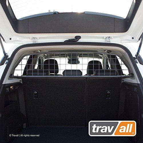 Travall Guard Hundegitter Kompatibel Mit Opel Mokka (Ab 2012) Chevrolet Trax (Ab 2013) TDG1345 - Maßgeschneidertes Trenngitter in Original Qualität