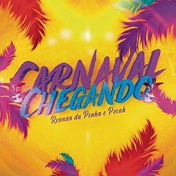 Carnaval Chegando (Ao Vivo)