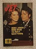 Michael Jackson & Brooke Shields - They Share a Special Friendship - Jet Magazine - February 27, 1984