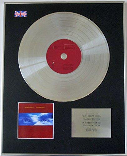 Robert Miles – Edition Limitée – CD Platine disque – Dreamland