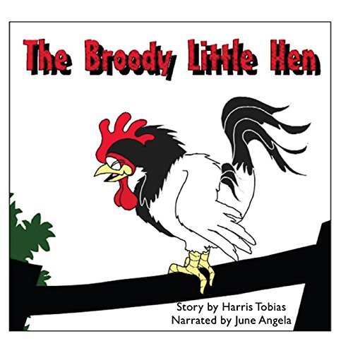 The Broody Little Hen audiobook cover art