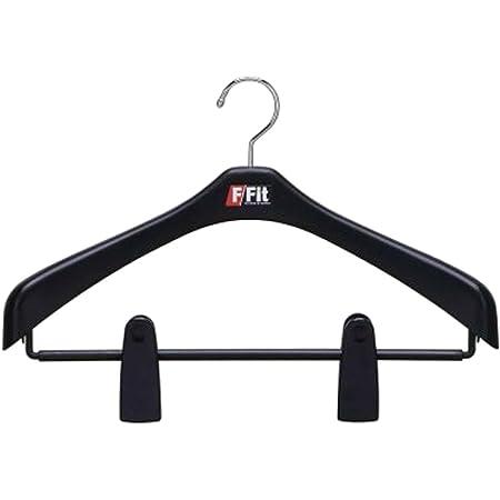 F-Fit ジャケット ビッグクリップ 42 ブラック 5本セット
