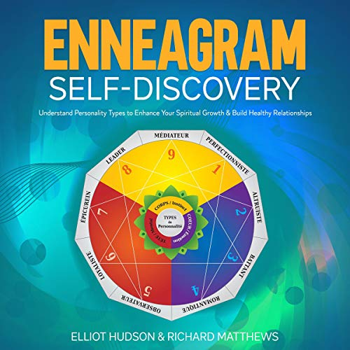 Enneagram Self-Discovery audiobook cover art