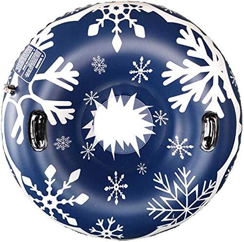 LilouGG Schneeschuhe für Winterspaß, aufblasbar, 120 cm, robust, für Kinder und Erwachsene,...