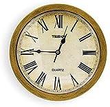 CCLLA Reloj de Pared de Almacenamiento para Uso en Interiores como Compartimento Secreto Oculto con Caja de contenedor Oculta para Almacenamiento de Dinero y Joyas