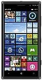 Microsoft Lumia 830 Smartphone (5 Zoll (12,7 cm) Touch-Display, 16 GB Speicher, Windows 8.1) schwarz (Generalüberholt)