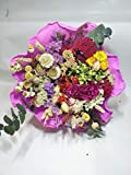 Almaflor Ramo de Flores secas y Flores preservadas. Ramo de Flores preservadas y Flores secas. Hecho en España.