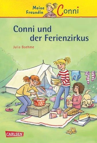 Conni-Erzählbände 19: Conni und der Ferienzirkus by Herdis Albrecht(22. Februar 2012)