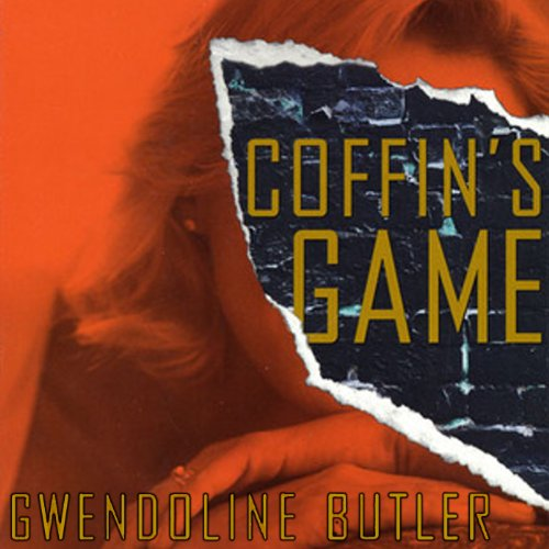 Coffin's Game audiobook cover art