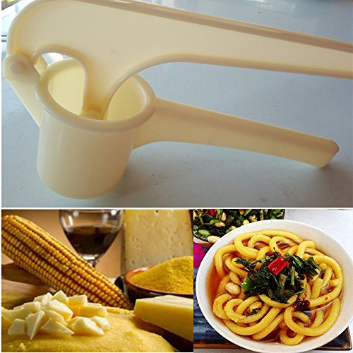 FashionMall Press for Noodles Potato Ricer Noodle macker,Sour Soup Noodles Tools from Northeast China