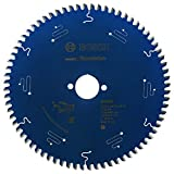 Bosch Professional Kreissägeblatt Expert für Aluminium, 210 x 30 x 2,8 mm, Zähnezahl 72, 1 Stück, 2608644105