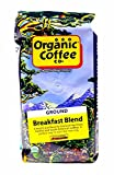 The Organic Coffee Co. Ground, Breakfast Blend, 12 Ounce (Pack of 2)